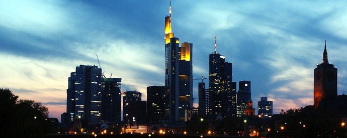 Frankfurt - der Ort der JURAcon