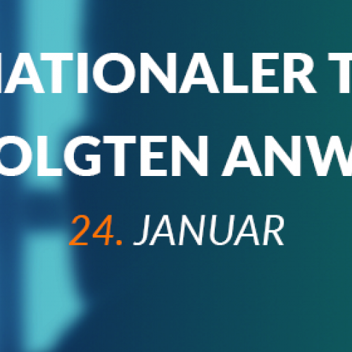 Internationaler Tag des verfolgten Anwalts - 24. Januar