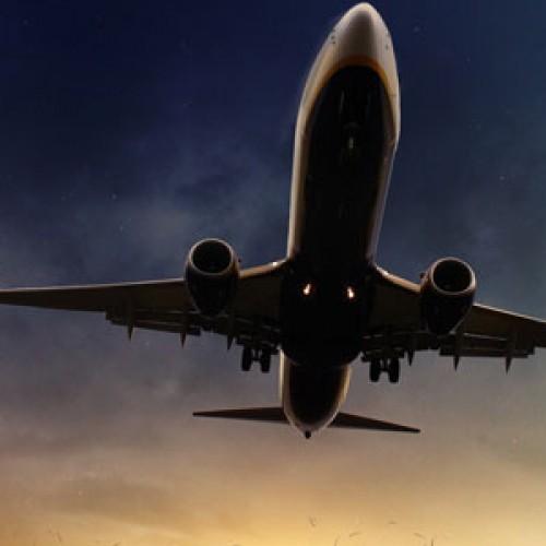 Lärmbelästigung durch Flugzeug und umliegenden Flughafen.
