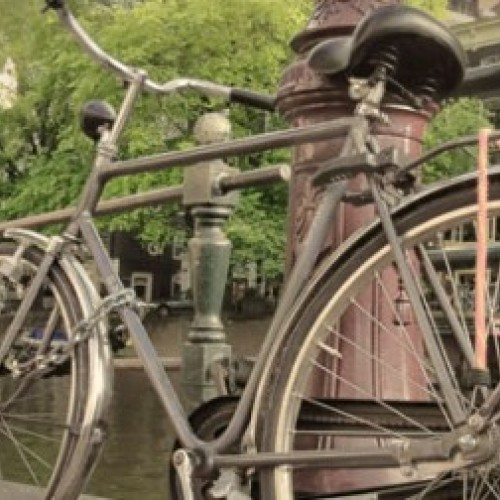 Betrunken Fahrrad zu fahren ist keine gute Idee....