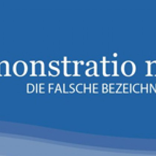 Der Haakjöringsköd - Fall als Standardbeispiel der falsa demonstratio non nocet