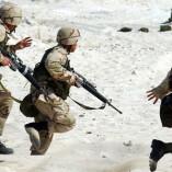 Ein Soldat ist ein Mörder.