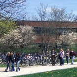 Blick auf die juristische Fakultät der Universität Bayreuth