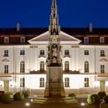 Jura studieren an der Universität Greifswald